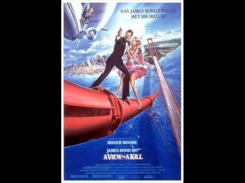 James Bond Themes 15: A VIEW TO A KILL