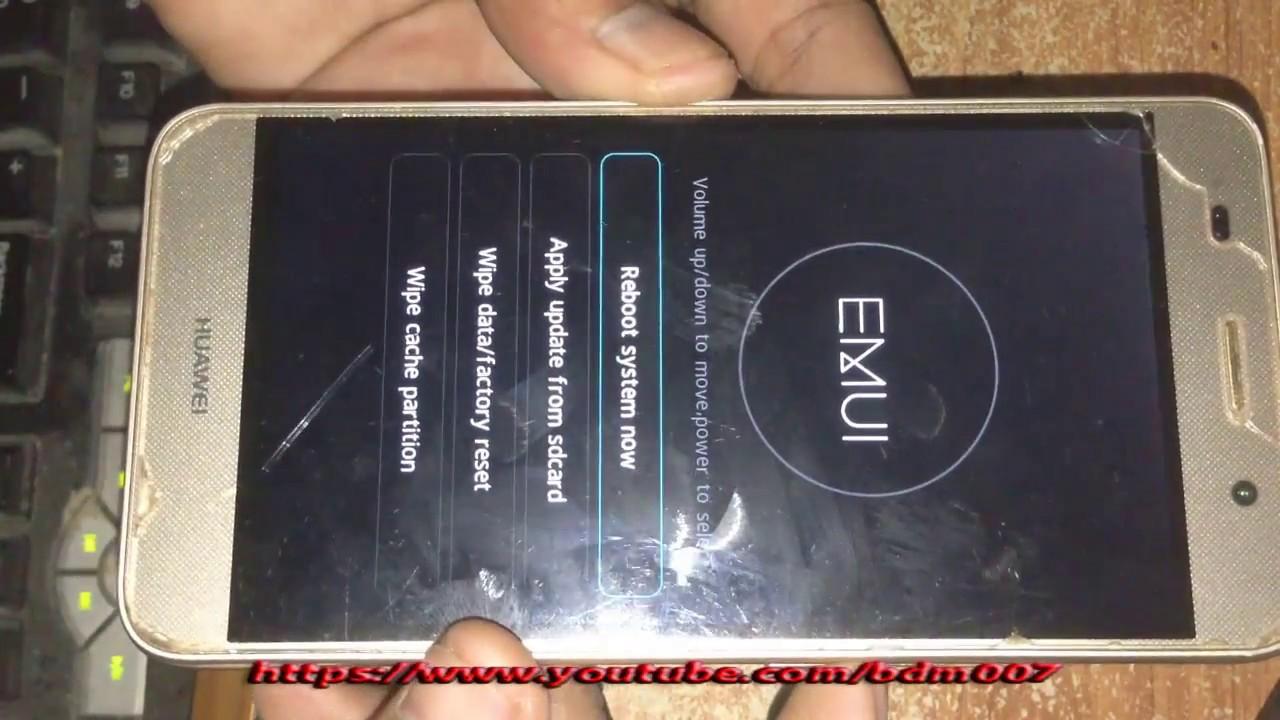 Hard Reset Huawei Scl U31