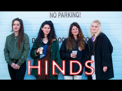 Hinds Is Not Your Average All-Girl Band | Sound Off
