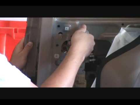 Honda Odyssey Sliding Door Handle Repair Part 1 Of 2 Youtube