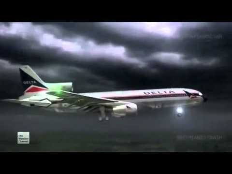 Air Crash Investigation New Series Crash  Severe Weather