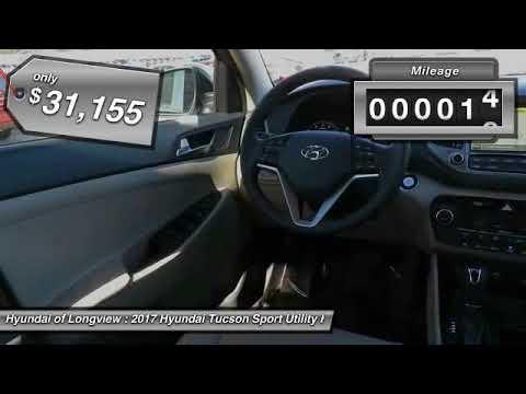 2017 Hyundai Tucson Longview TX HU324477