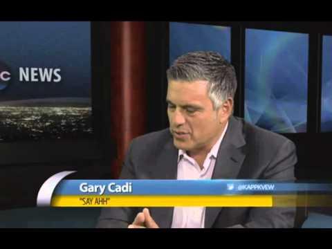 Gary Kadi, CEO, NextLevel Practice, KAPP ABC 35 Interview, 22 April 2015