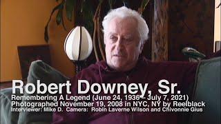 Robert Downey, Sr. - Unseen (2008)
