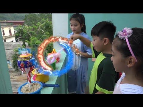 Kinderlieder Und Lernfarben & Magic Giant Candy Kids Children Playground