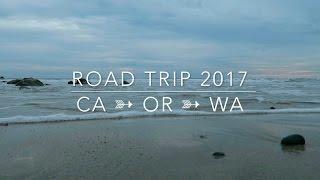 West Coast Best Coast Road Trip 2017   Salena Sok