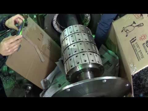 IWE 50 KW Generator Assembly   YouTube