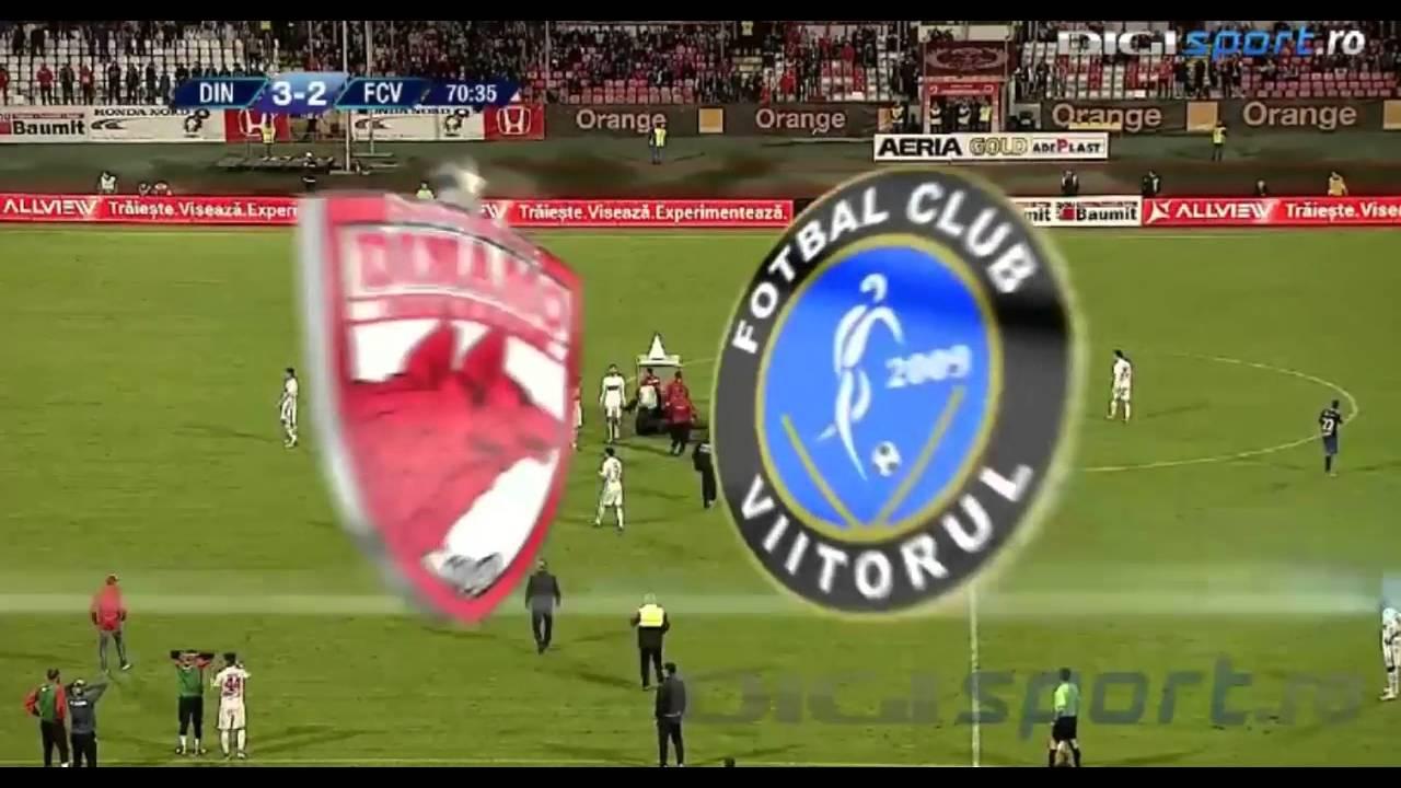 Rezumat: FC Viitorul - Dinamo Bucuresti 4-1 (2-1) - YouTube  |Viitorul Dinamo