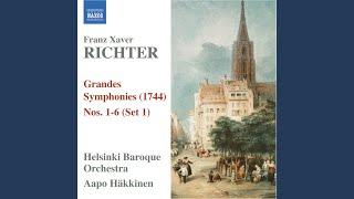 Play Sinfonia No. 64 In B Flat Major (Six Grandes Symphonies No. 6)