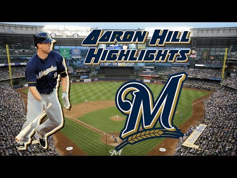 Aaron Hill 2016 Highlights