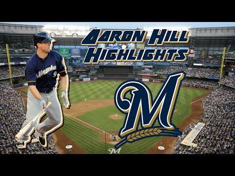 Aaron Hill 2016 Highlights