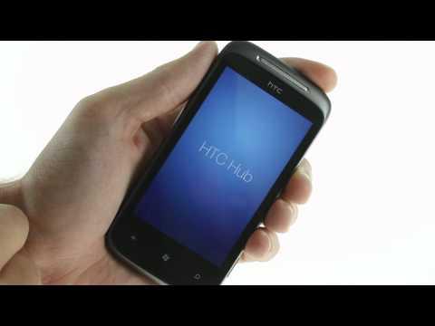 HTC 7 Mozart user interface demo