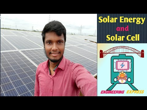 solar-energy-//-working-of-solar-cell-//-history-of-solar-cell