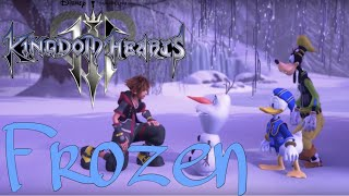 Frozen Kingdom Hearts 3 Episode 9
