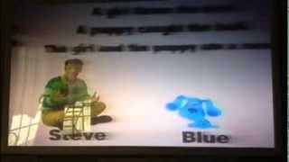 Repeat youtube video Blue's Clues - The Girl and the Puppy