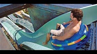 Tobogan con tiburones/ Aquaventure Bahamas/ Shark thumbnail