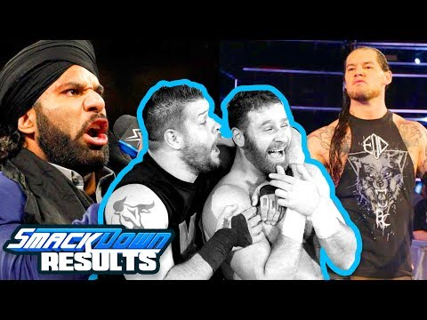 JINDER CHALLENGES BROCK! WWE Smackdown 10/17/17 Review- Going in Raw Wrestling Podcast Ep 303