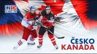 2018 - Pchjongjang - Hokej Česko/Kanada - sestřih + nájezdy