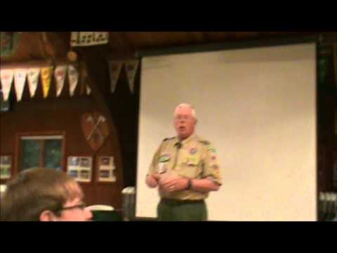 The Scout Law With Camp Staff