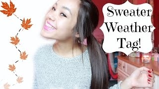 Sweater Weather Tag! 2014 Thumbnail