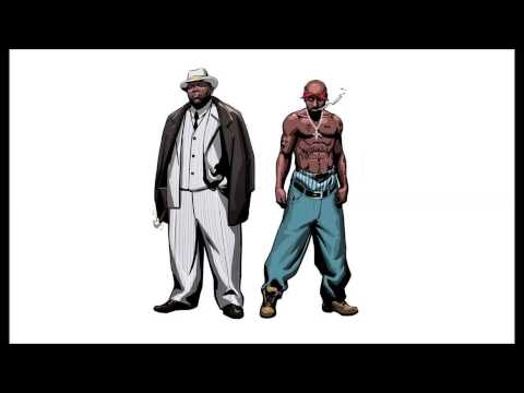 2pac feat. Notorious B.I.G. - Flava in ya ear (Remix)