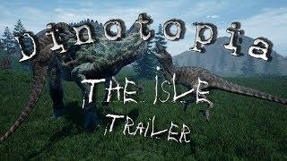 The Isle - Dinotopia Trailer