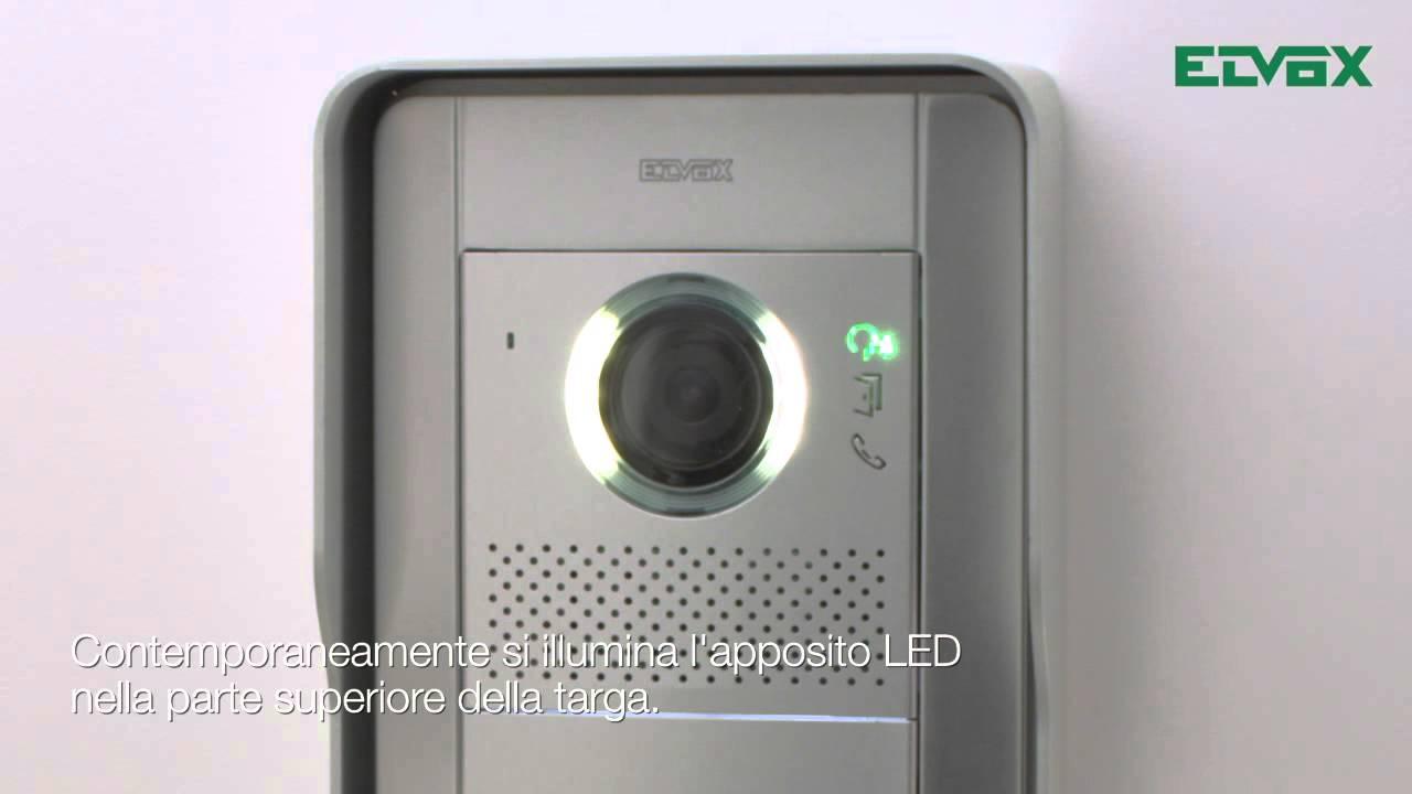 Targa Pixel Interazione con videocitofono TAB Free by