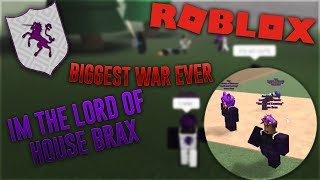 BECOMING THE KING OF THE WORLD - DUMBEST HOUSE ON THE GAME RK'S - ROBLOX King es Landing Gameplay