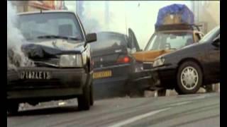 Cascadeur voiture sur taxi  1998