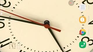 3D Clock Live Wallpaper screenshot 4
