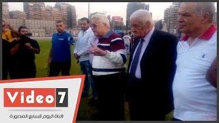 """مرتضى منصور: """"مفيش لاعب هيكون ليه مليم يوم الأحد ونظام جديد يبدأ من نوفمبر"""""""