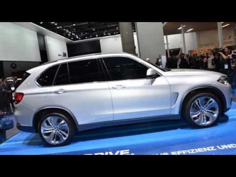 2017 Bmw X5 Edrive Hybrid Specific Review