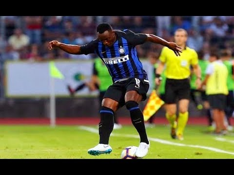 Kwadwo Asamoah vs Atlético Madrid(11/08/2018)18-19 HD 720p by轩旗