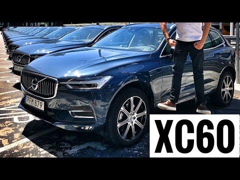 Новый VOLVO XC60 - убийца одноклассников из Mercedes, BMW, Audi и PORSCHE? Тест-обзор : )