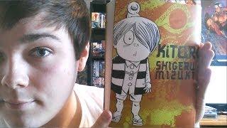 GeGeGe no Kitaro by Shigeru Mizuki | Manga Review