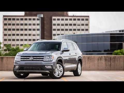 2018 Volkswagen Atlas Fuel Economy REVIEW