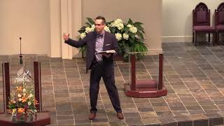 11/7/2020 - There is No Disguise (God Unmasked), Part 2 - Pastor John Mutchler
