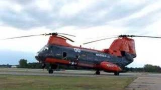 CH-46E Pedro Full Sequence Startup at PGV