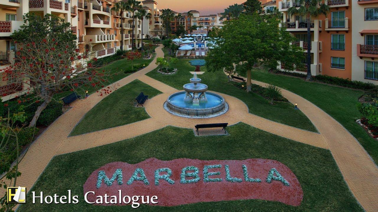 Marriott S Marbella Beach Resort Tour