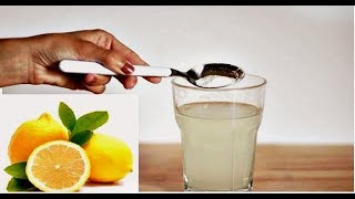 Вот как Лимон и Пищевая Сода могут Спасти Вашу Жизнь!