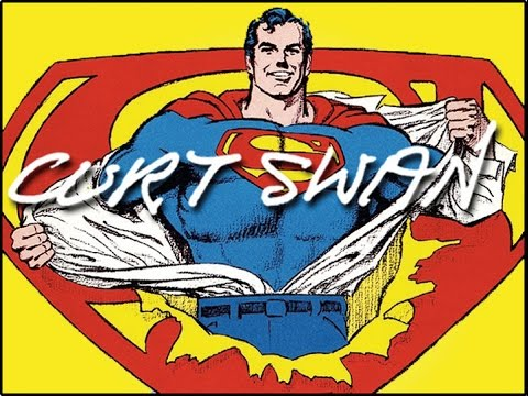 CURT SWAN-SUPERMAN
