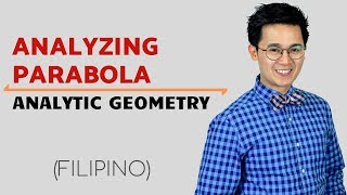 Pre-Calculus Introduction to Conic Sections and Analyzing Parabola in Filipino