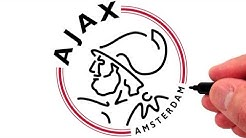 How to Draw the AFC AJAX Logo