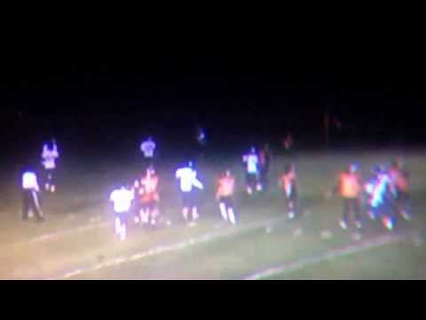 beautiful pass the touchdown #6 to #30 california school for the deaf fremont vs emery spartan