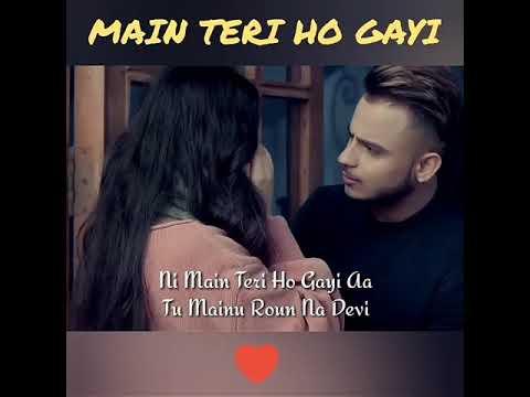 Mahiya tu wada kar   sad song   instagram song