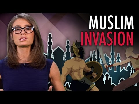 Faith Goldy: How the EU Made Greece a Muslim Ghetto