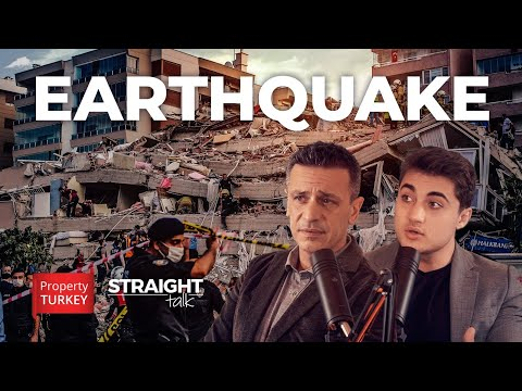 ISTANBUL EARTHQUAKE RISK - Watch this before buying. | STRAIGHT TALK EP.44