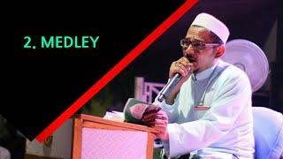 Habib Abdullah Bin Ali Al Athos - Medley
