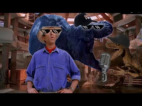 ♪ JURASSIC PARK THE MUSICAL Remastered-(non animated version of lhugueny's song)