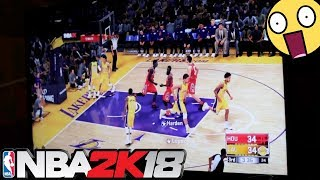 NBA 2K18 GAMEPLAY - ACTUAL 5v5 Ghetto Footage by @FAxCardiae